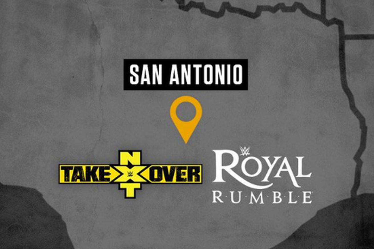 أحد المصارعين يلمح لعودته في عرض التيك أوفر سان أنطونيو