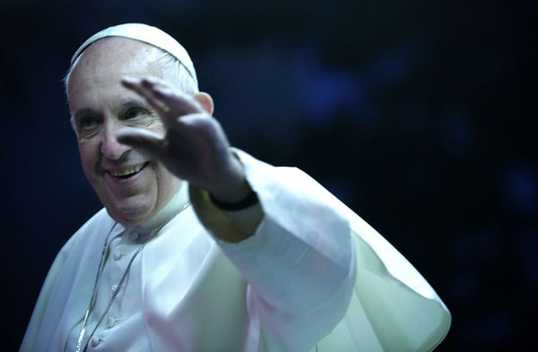 Cool Pope,cool-popeing