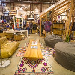 Photos Inside Urban Outfitters Rialto Theater Treasure