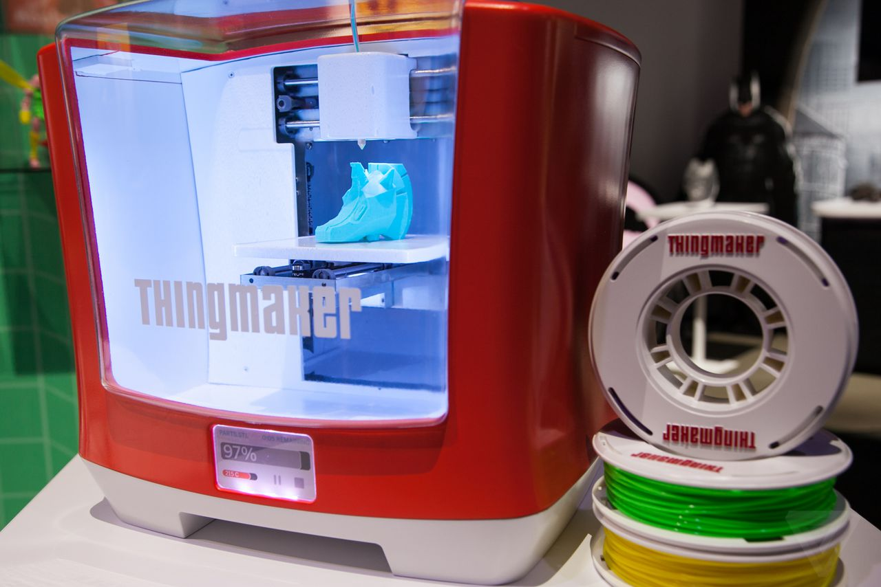 how to use a 3d printer for kids