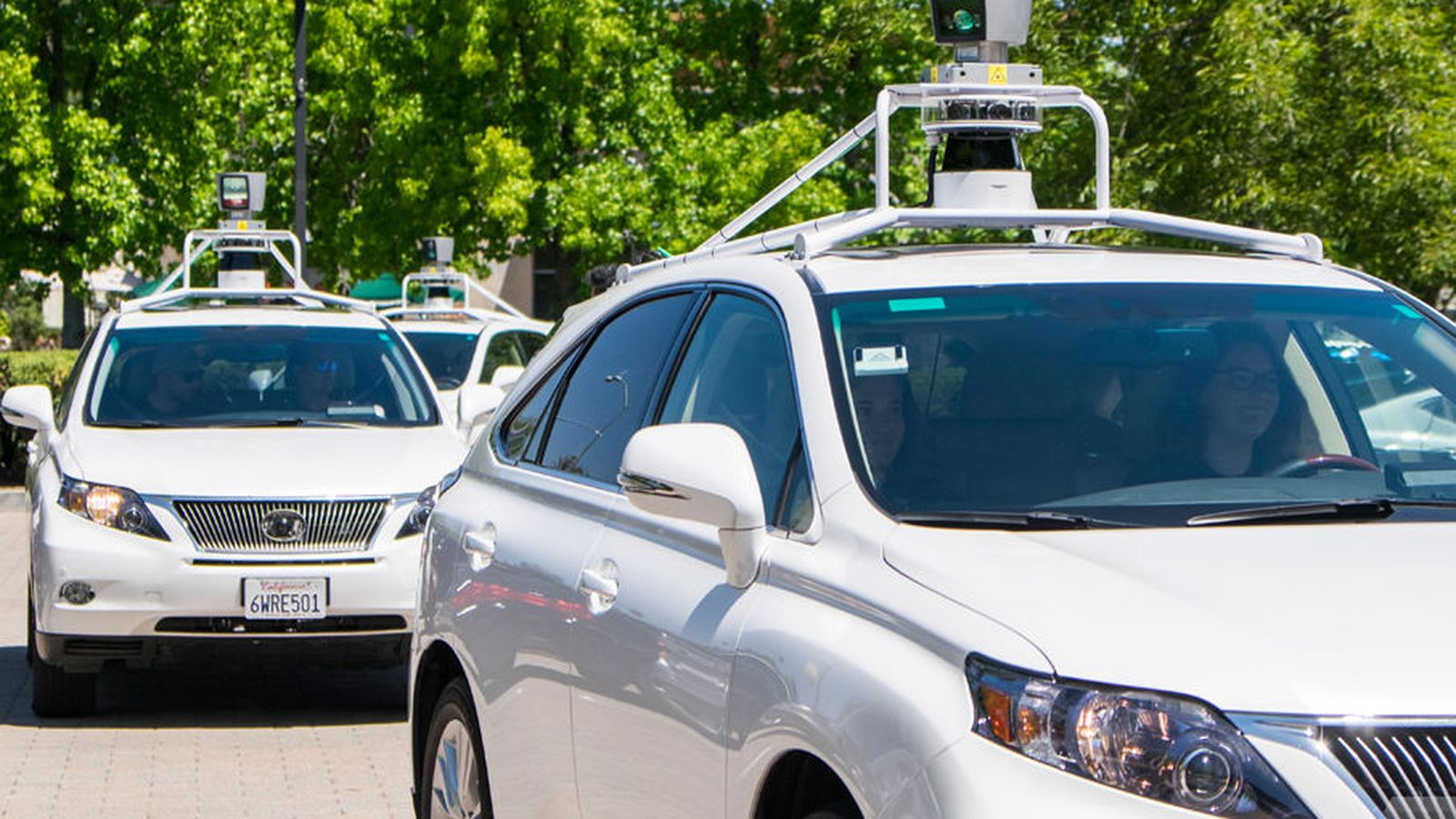 After two million miles, Google's robot car now drives better than a 16-year-old - Recode