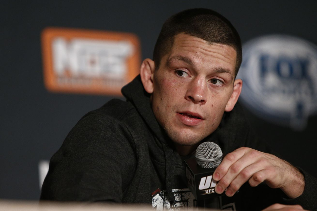 Ali Abdel Aziz Nick Diaz And Nate Diaz Are Banned From