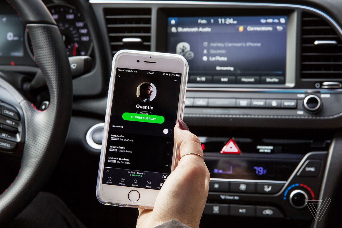 Spotify trialling Hi-Fi music tier, report claims