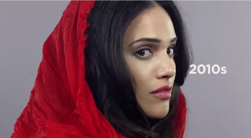 Iran hair 2010s