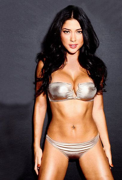 Ufc octagon girl arianny celeste share your