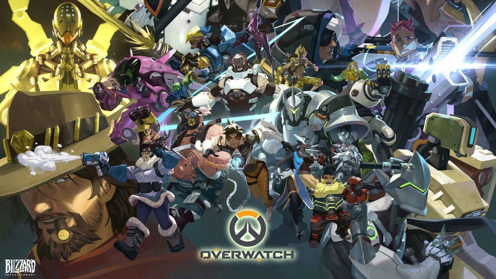 Overwatch Anniversary event kicks off May 23