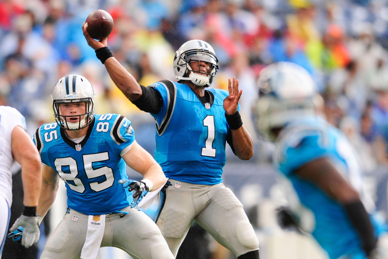 nfl GAME Carolina Panthers Devon Johnson Jerseys