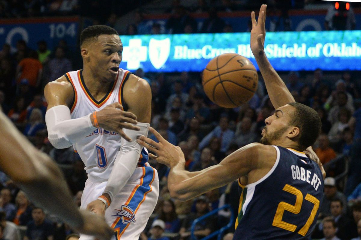 Thunder Can Clinch Season Series With Win Against Utah