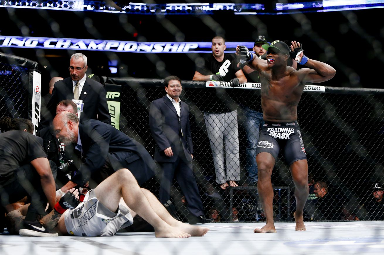 Ovince Saint Preux emphatic about opportunity to face Jon Jones: Im prepared to sacrifice everything