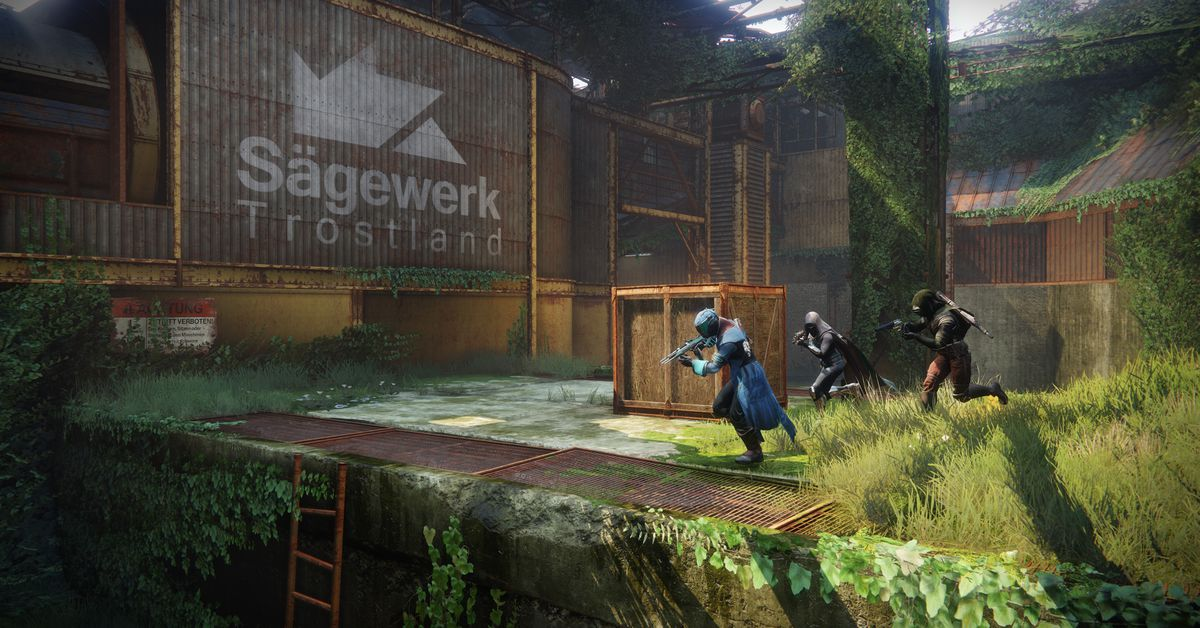 Destiny 2 servers down for maintenance today (update: they're back)