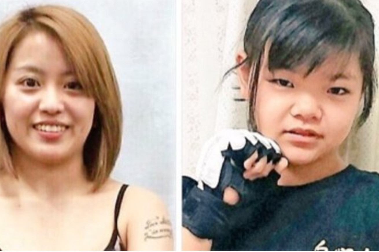 Midnight Mania! 12 year old girl chokes out 24 year old in MMA debut