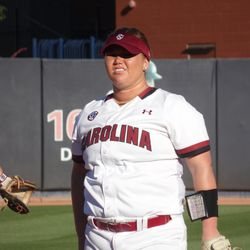 South Carolina and Saint Francis face off at Hillenbrand Stadium on Friday afternoon in the Tucson Regional