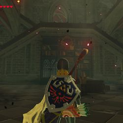 Zelda Breath Of The Wild Guide Hyrule Castle And Calamity Ganon Walkthrough Polygon