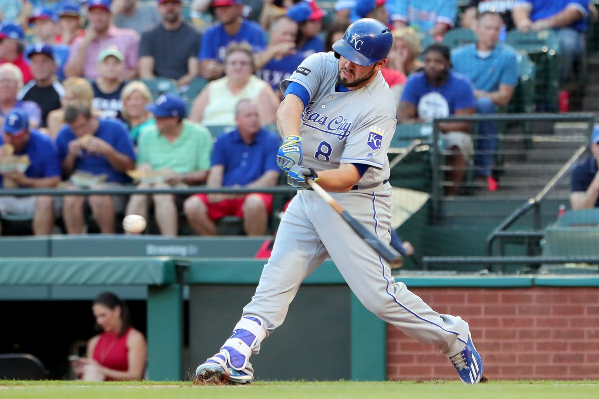 Royals swept by Rangers