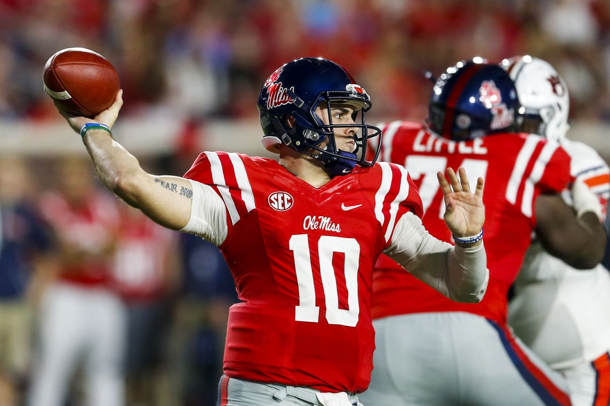 Chad Kelly drafted in 7th Round
