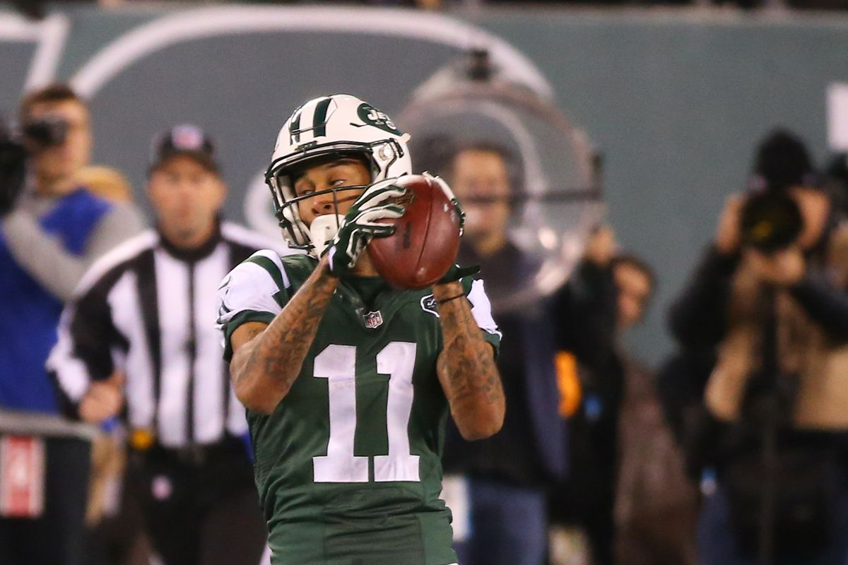 Jets receiver Robby Anderson (South Plantation) arrested at Miami music festival