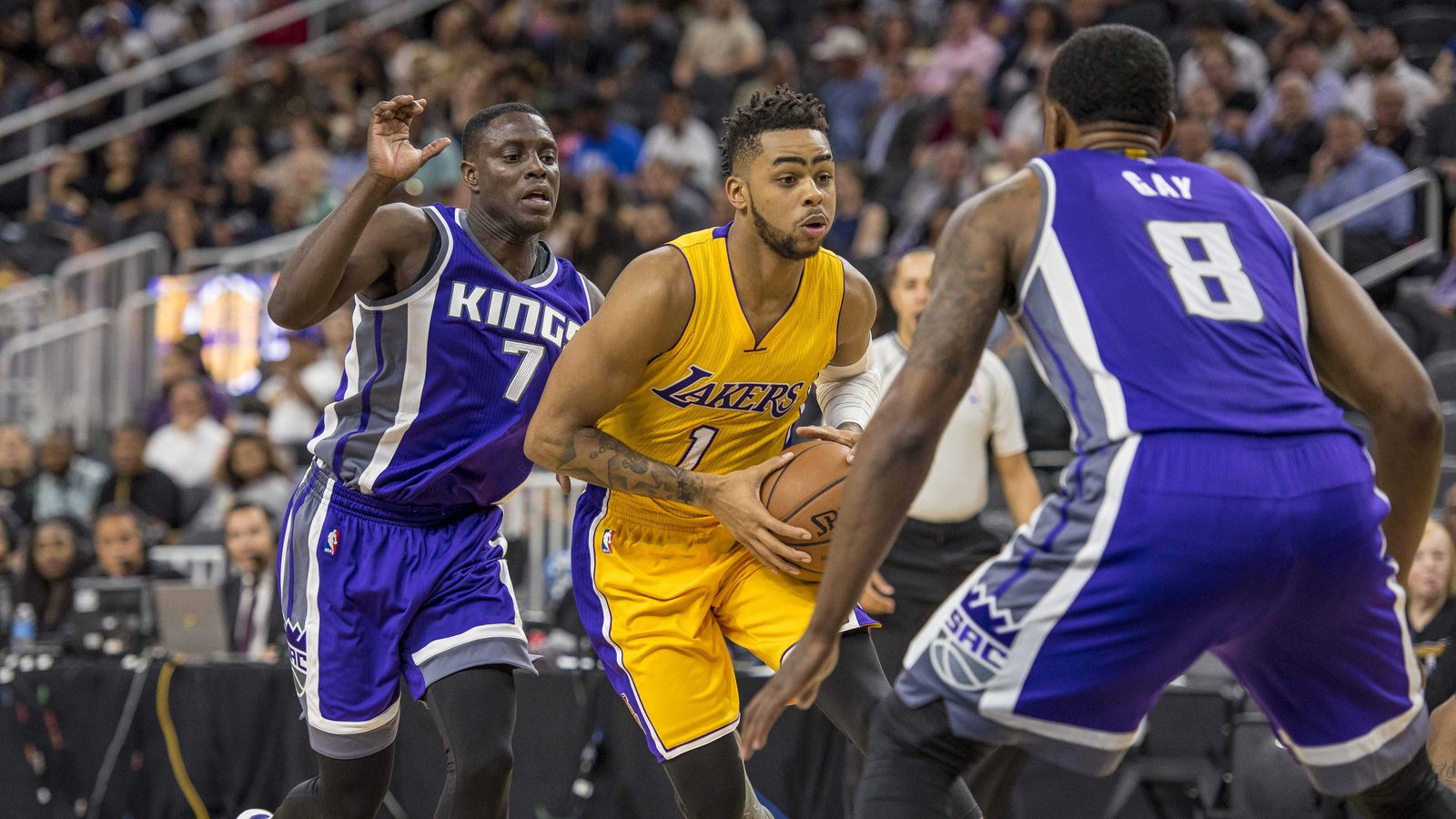 Lakers vs. Kings final score: D'Angelo Russell bounces back but Lakers lose 116-104 - Silver ...