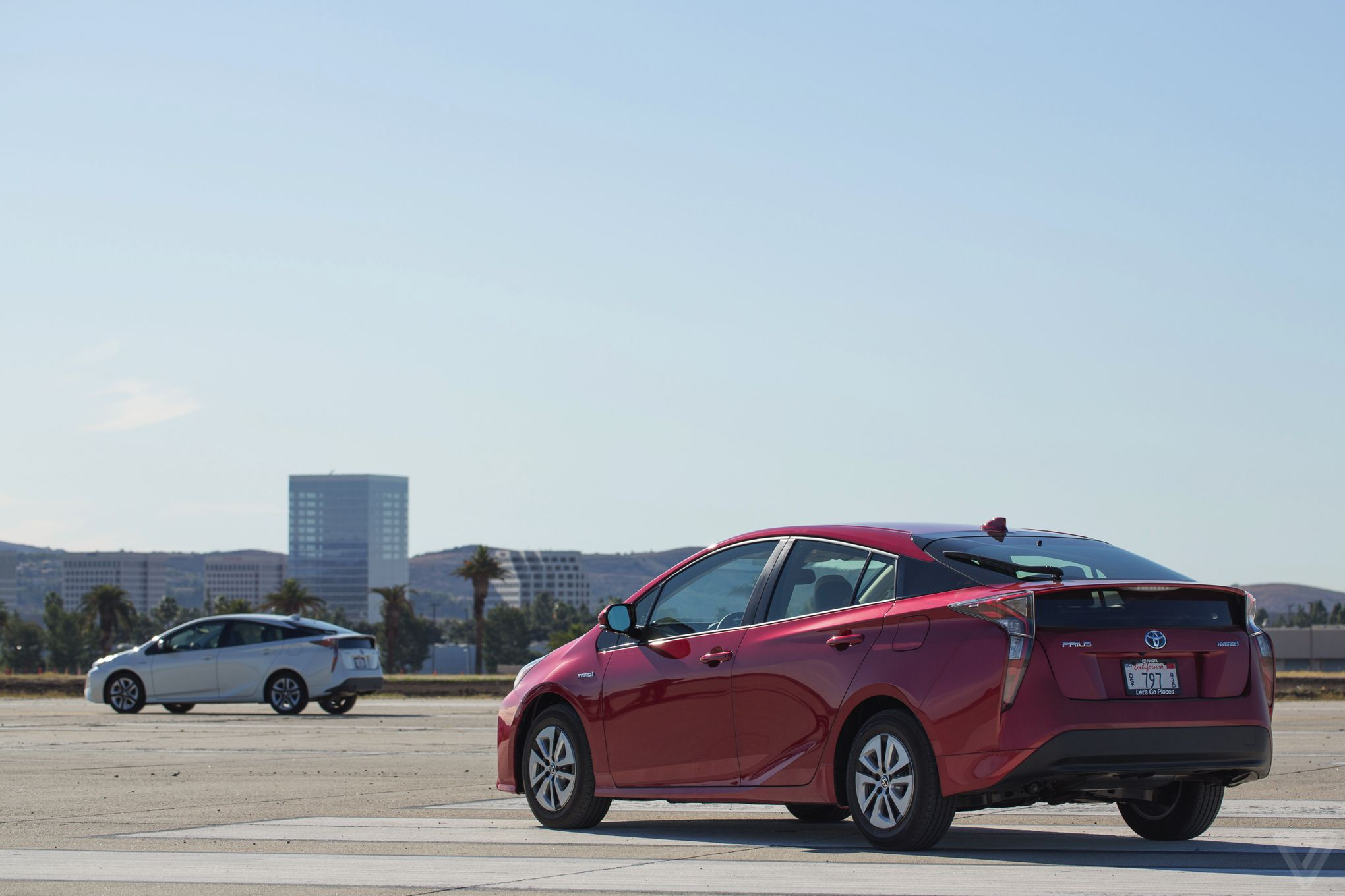 the new toyota prius isn t just a good hybrid it s a good car for toyota it means sitting back and relying on the prius to sell cars isn t going to work anymore that s why the company has totally revamped the
