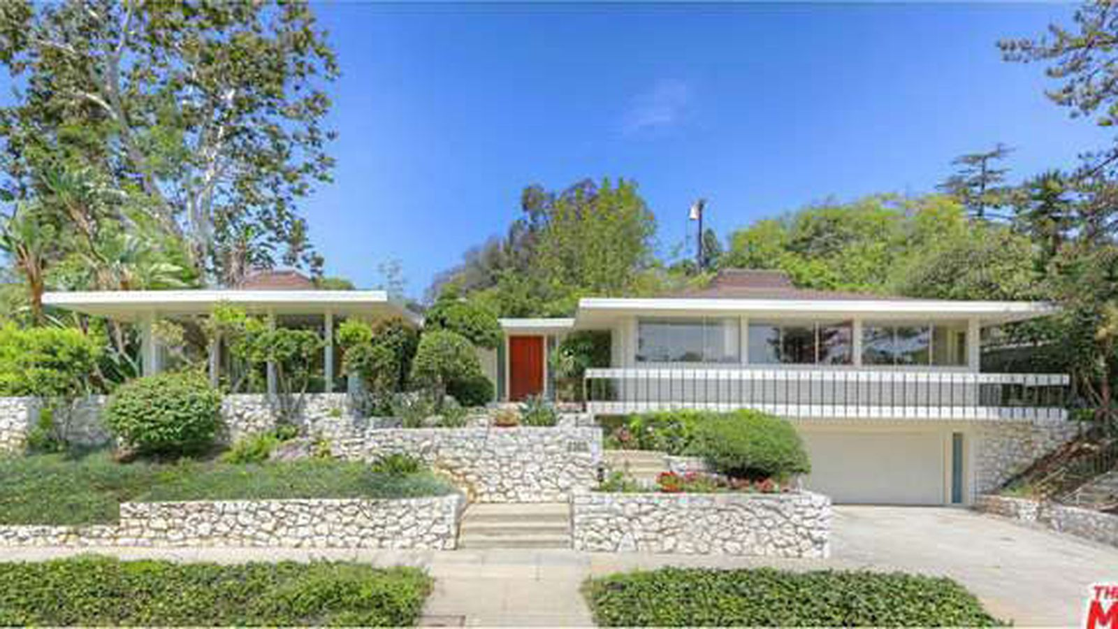 Seriously fine mid century modern for sale for first time for Mid century modern la