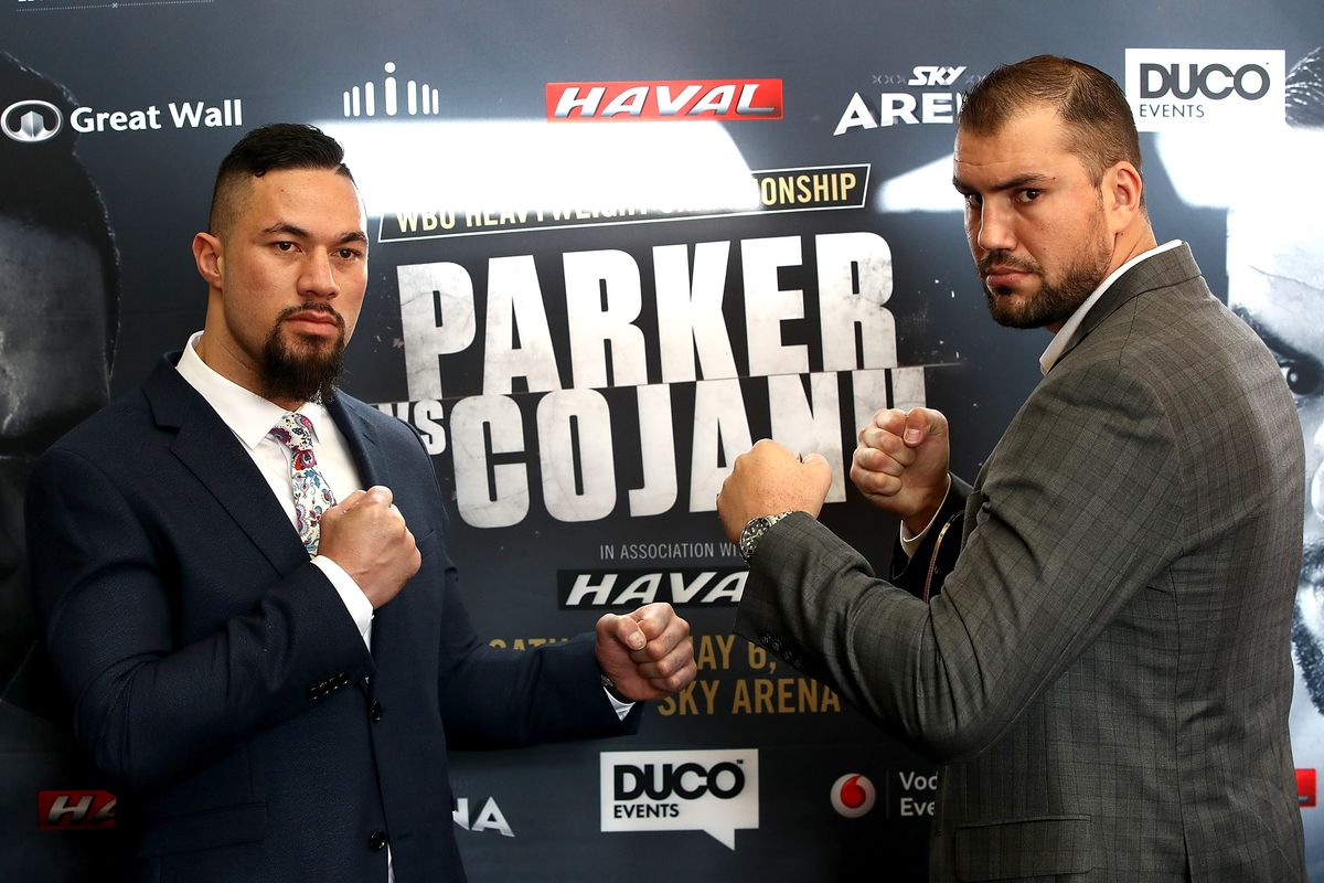Joseph Parker Vows To Make a Big Statement, Send a Message