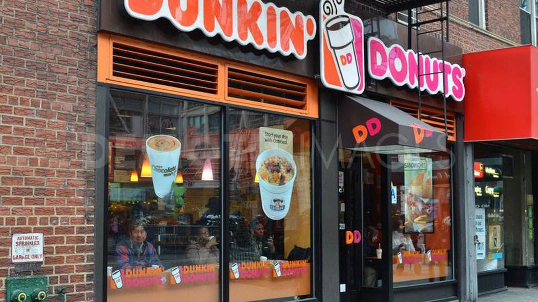 There Are More Dunkin Donuts Than Any Other Store In Nyc