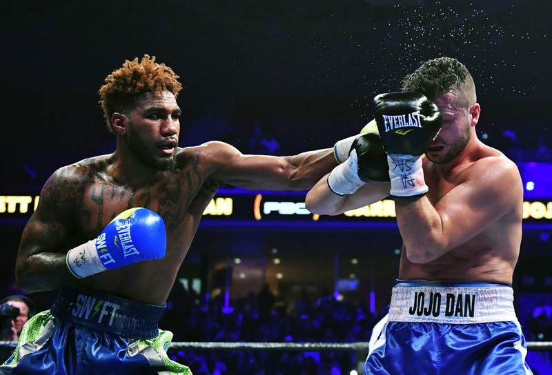 PBC on Spike: Jarrett Hurd v JoJo Dan