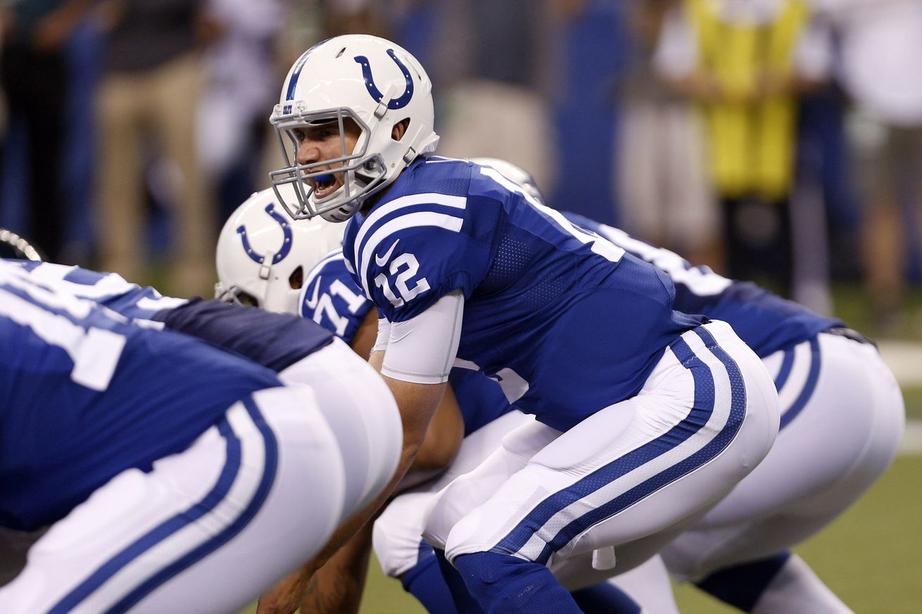 Despite Rally, Colts Fall To Lions In Season Opener