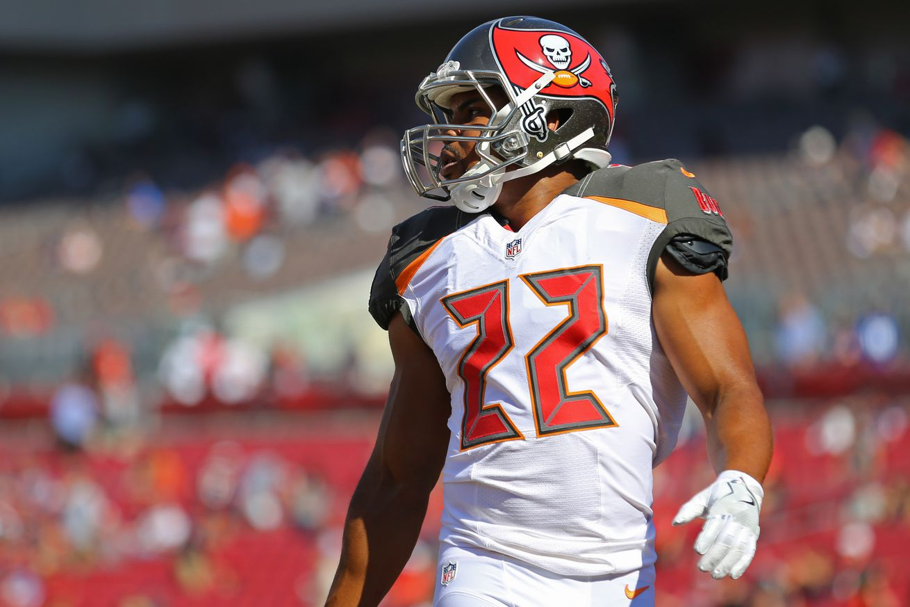 The Buccaneers could cut Doug Martin as a cap casualty
