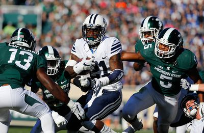BYU v Michigan State