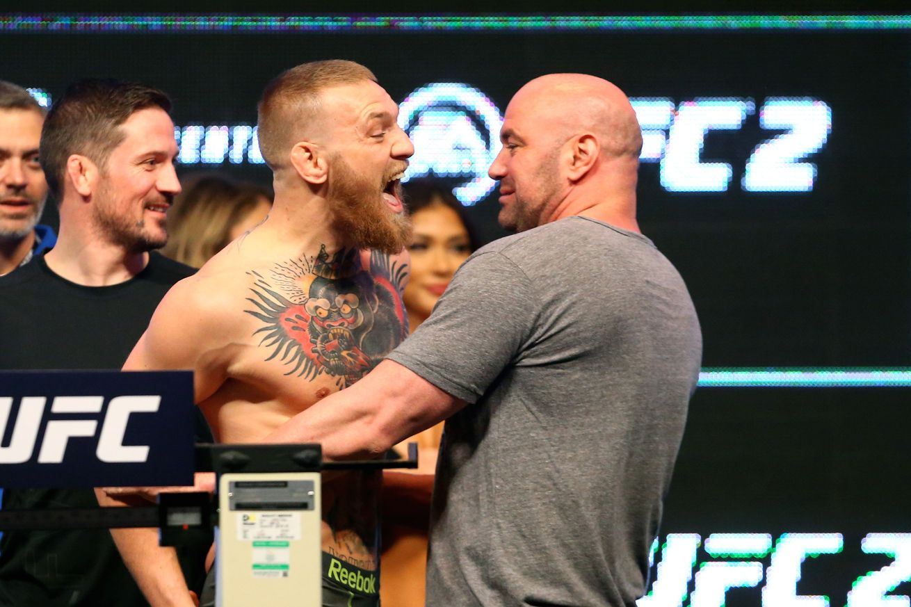 community news, Dana White on Mayweather vs. McGregor: 'I would never stop Conor from making that kind of money'