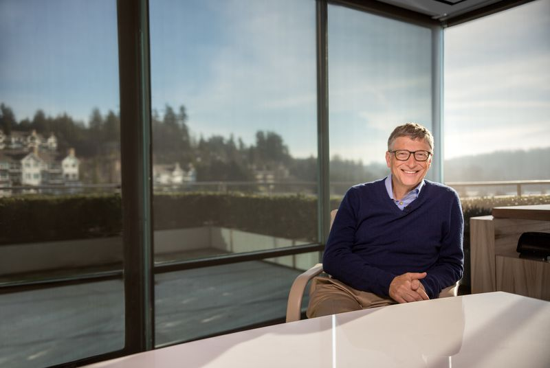 Bill Gates working on mysterious 'Personal Agent' project at Microsoft