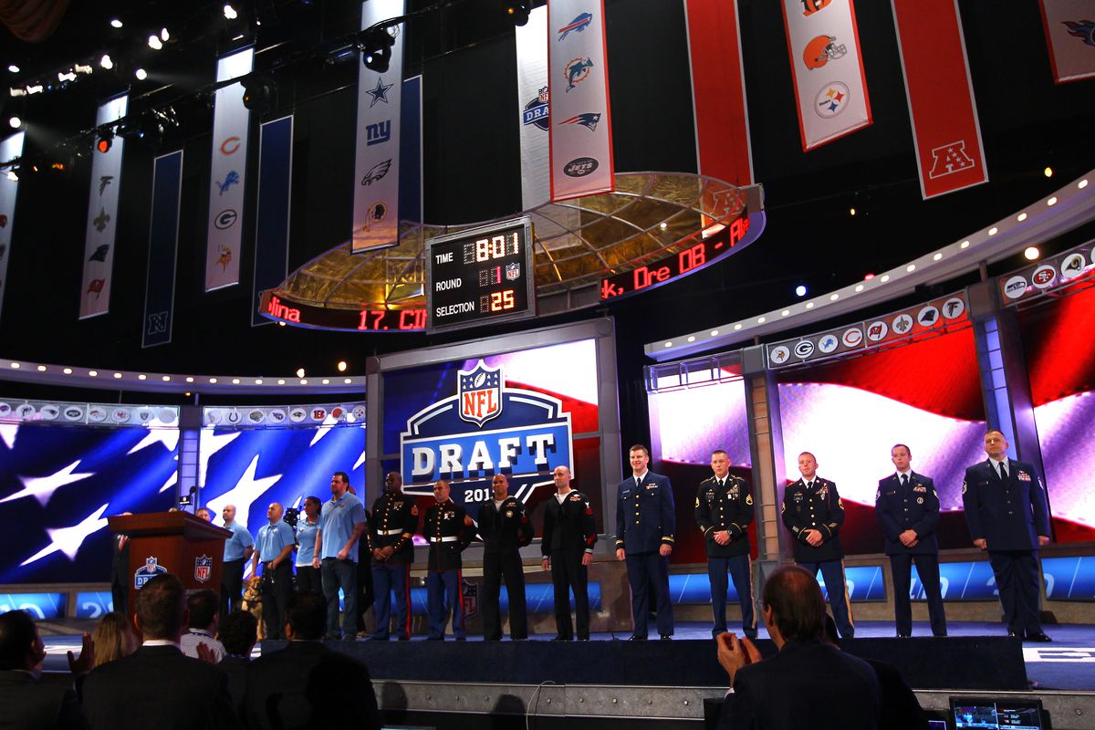 Winners and losers of the 2017 National Football League draft