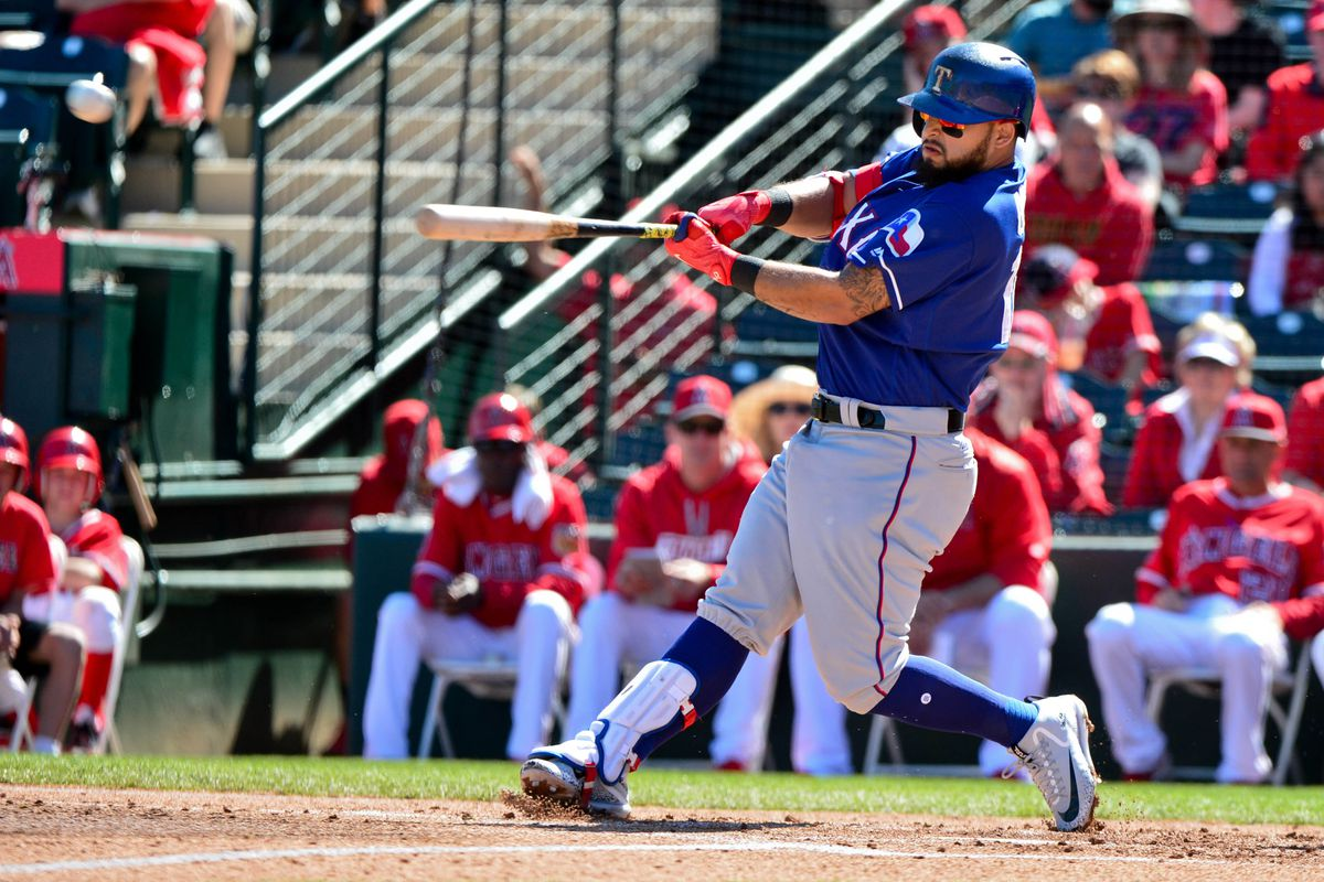 Heyman: Rangers agree to extension with Rougned Odor