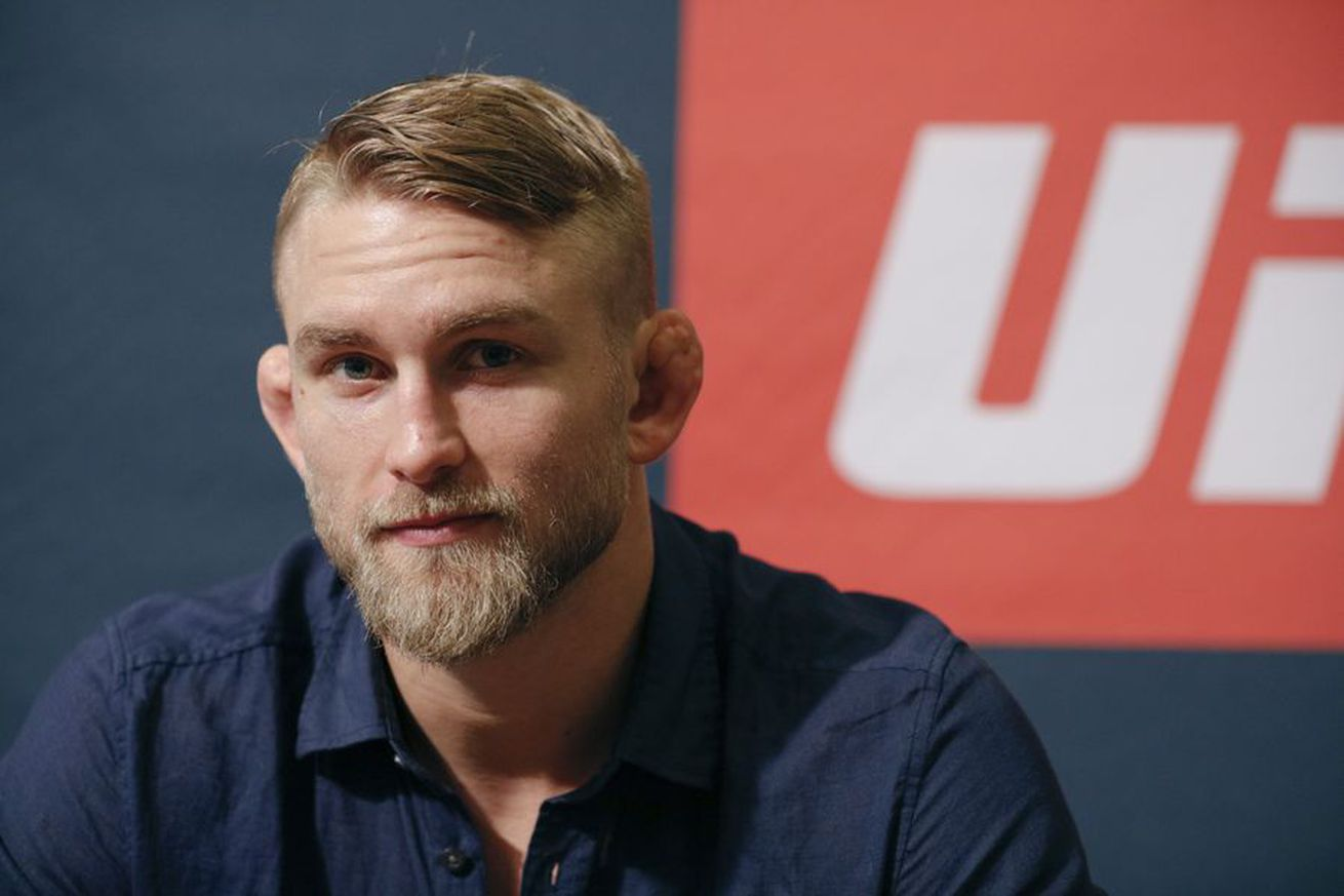 community news, Alexander Gustafsson vs. Glover Teixeira targeted for UFC's return to Stockholm