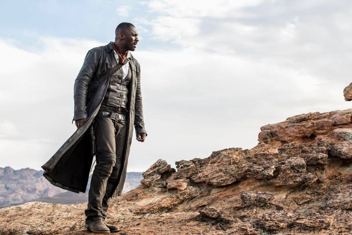 'The Dark Tower' gets posters and trailer teasers