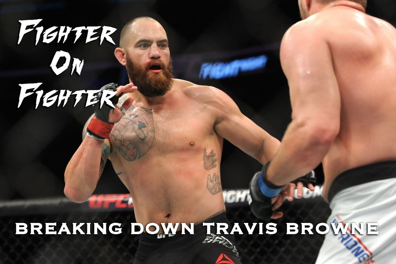 community news, Fighter on Fighter: Breaking down UFC Fight Night 105's Travis Browne