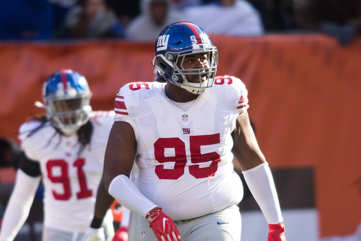 Colts sign Johnathan Hankins