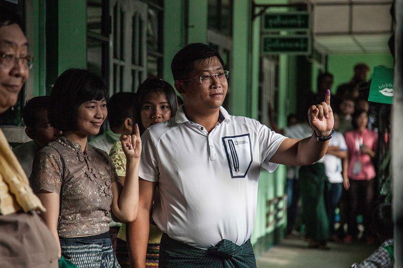 Elections In Myanmar