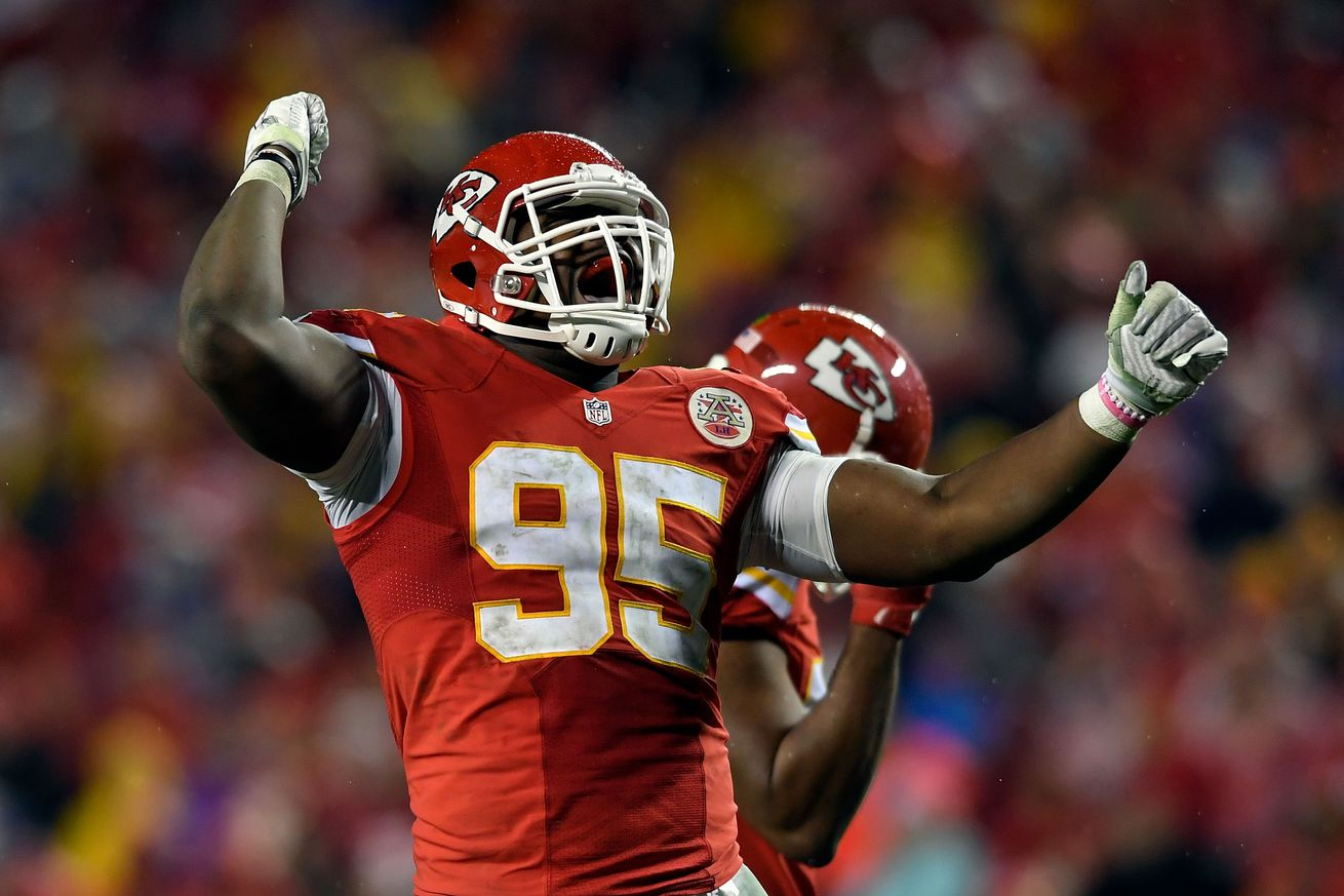 Chris Jones is already the Chiefs best player in the front seven, PFF says