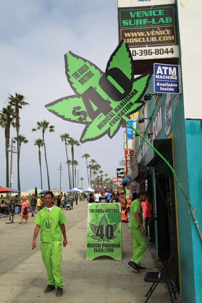 California medical marijuana dispensary