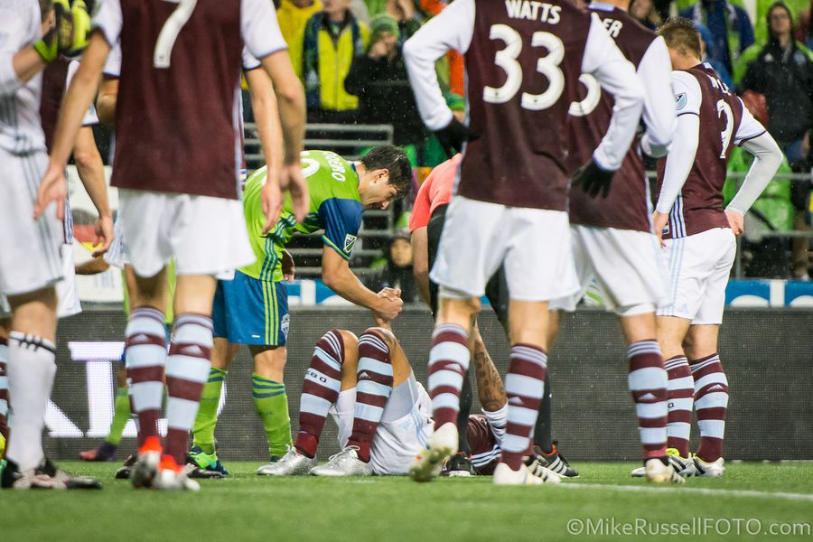 post seattle sounders colorado rapids playoffs match preview