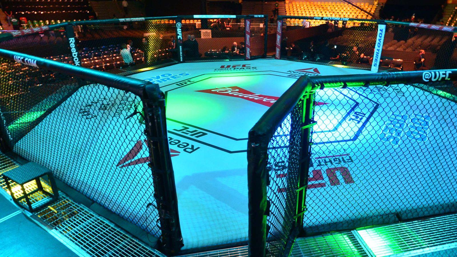 UFC reschedules Anaheim event; Brooklyn card is now UFC 208