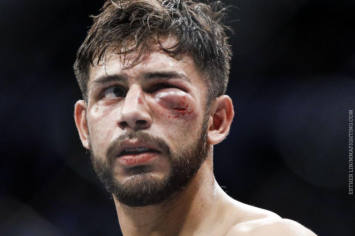 UFC 211 medical suspensions: Junior dos Santos, Yair Rodriguez out 45 days