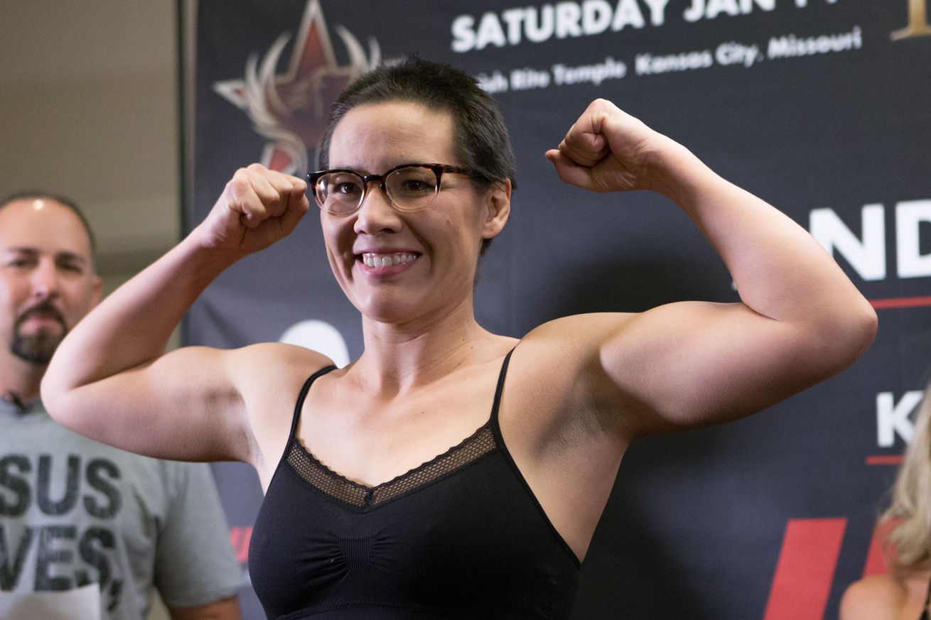 Invicta notes: Jodie Esquibel vs. Kali Robbins off, Jenny Liou shaves head to make weight
