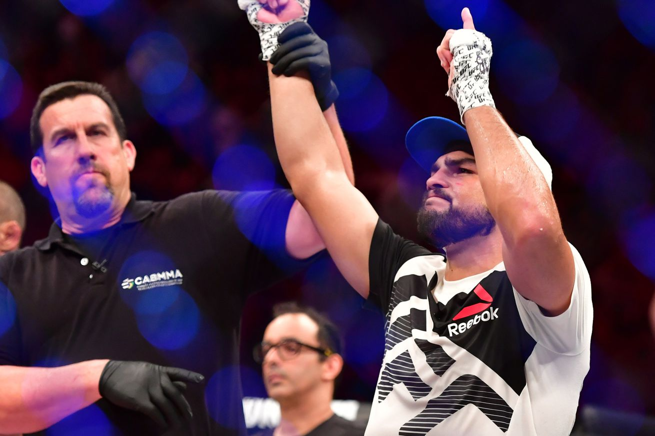 community news, Brazilian sports court: Kelvin Gastelum changed his version about failed test