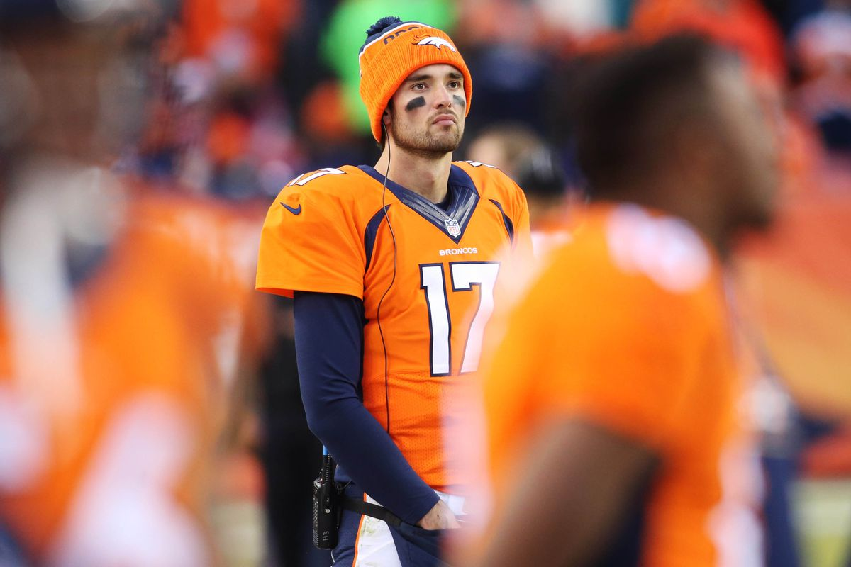 Broncos Fortunate To No Longer Have Cocky Brock Osweiler