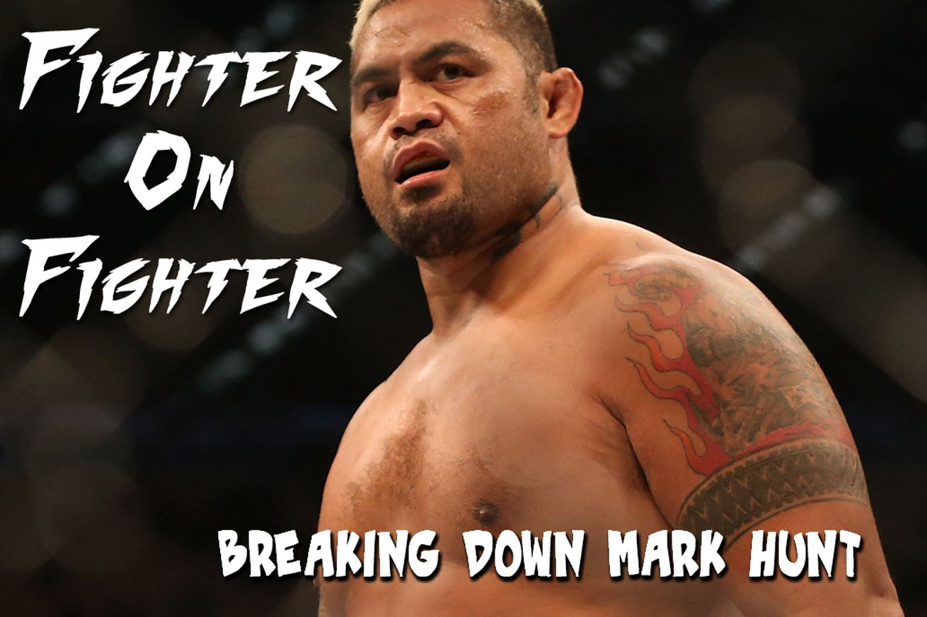community news, Fighter on Fighter: Breaking down UFC Fight Night 85s Mark Hunt