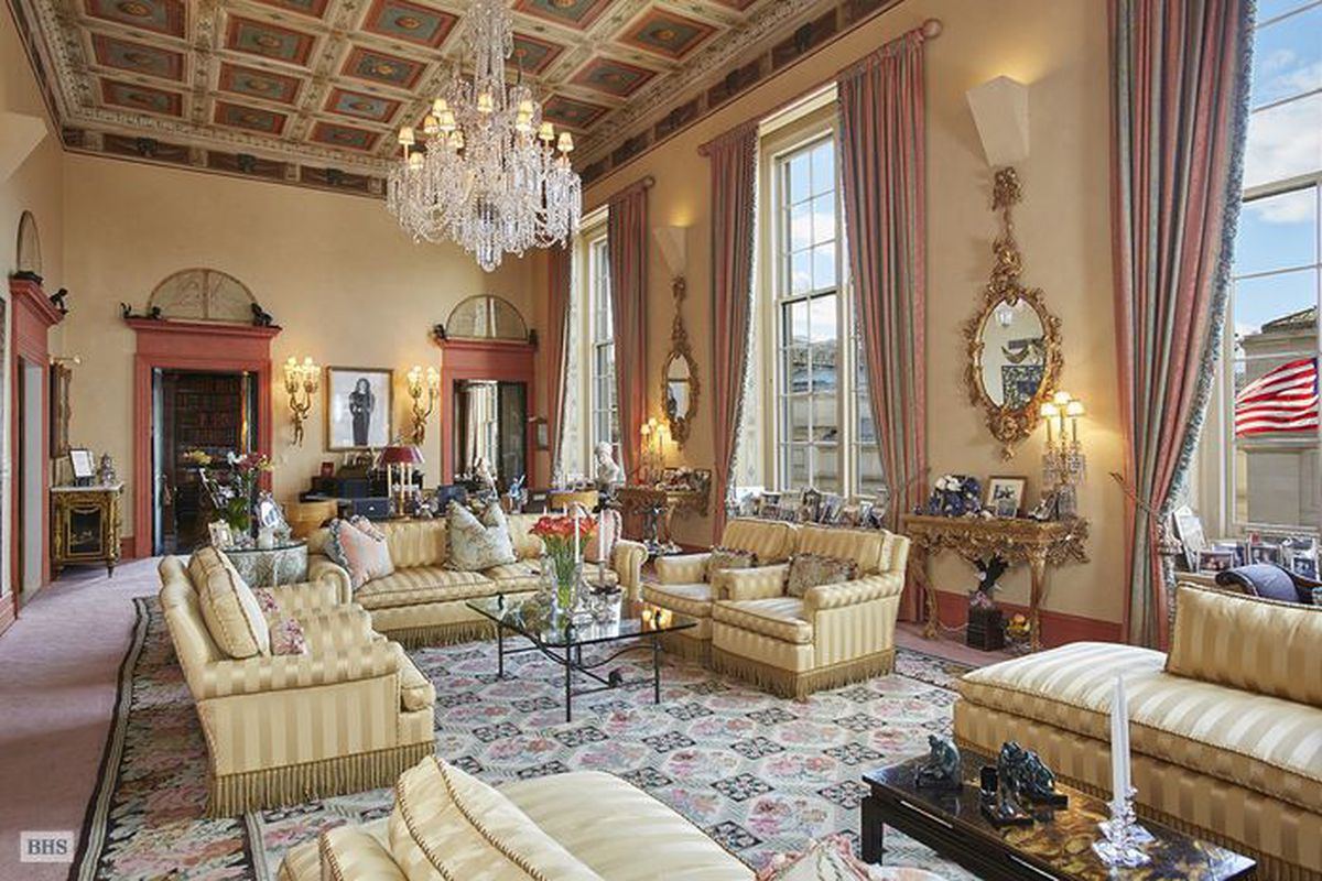 Socialite Lists Opulent Met Facing Co Op For 30m Curbed Ny