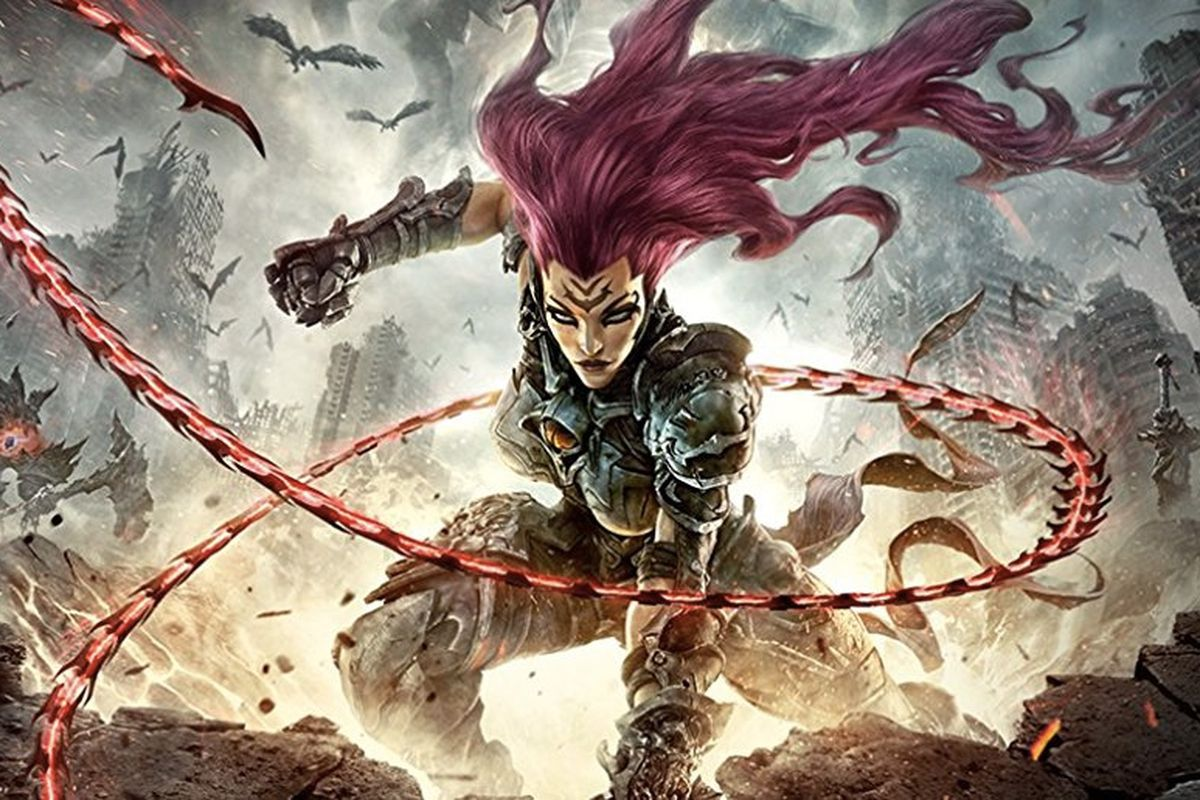 Darksiders 3 story details, images leak via Amazon - Polygon