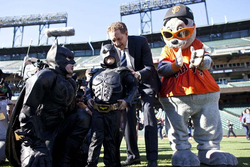 There's going to be a Batkid movie starring Julia Roberts
